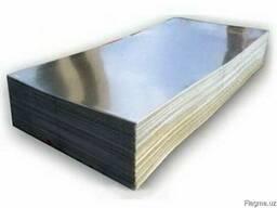 Свинцовый лист 7 мм С1 ГОСТ 11930.3-79 Свинцовый лист имеет грязно-серый цвет с синеватым