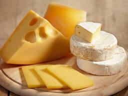 Сыр Гауда, Моцарелла, Пармезан
