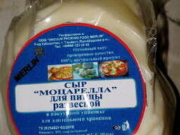 Сыр моцарелла для пиццы салатов бутербродов запеканок