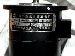 Тахогенераторы (двигатели)