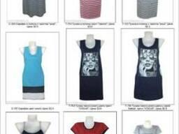 Текстиль женская одежда - фото 2