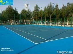 Теннис-широкий спектр покрытий