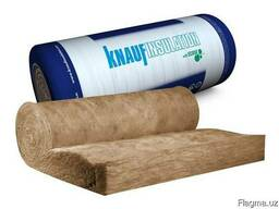 Тепло и звукоизоляция Кнауф Insulation 15м2.