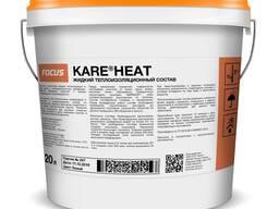 Теплоизоляция для комбинированного метода KARE HEAT в Ташкенте в Узбекистане