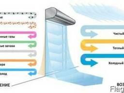 Тепловоздушная завеса!Smartex