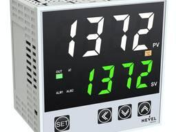 Терморегулятор электронный TС5-L-W2T/R-2 220VAC -30-1372C° размер 96x96