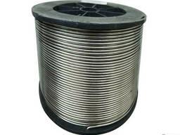 Титановая сварочная проволока 6 мм ВТ20-1св ГОСТ 27265-87