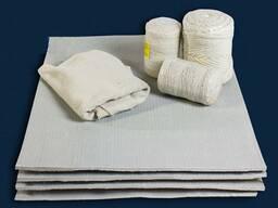 Ткань асбестовая АТ2-3-7-16