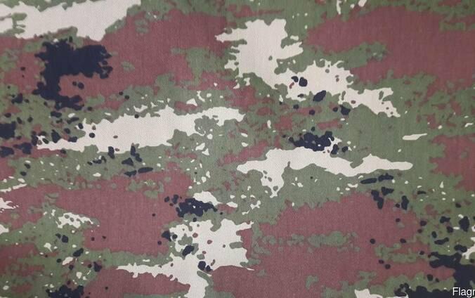 Ткани для военной формы