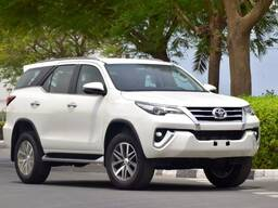 Toyota Fortuner Дизель, 2.4L Automatic Transmission rear dif