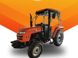 Трактор Chimgan 404 (С кабиной) с завода производителя