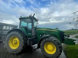 Трактор John Deere 7820, 2006, 12000 часов.