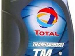 Трансмиссионное масло total transmission tm 80w90