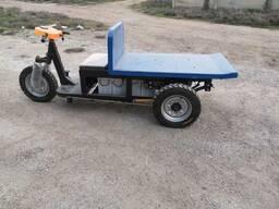 Трицикл для кузов