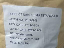 Трилон Б (2/4) Динатриевая соль Этилендиаминтетрауксусной кислоты/ Edta 4na (Disodium)
