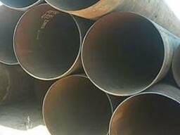Труба стальная Ø 1020х10,12мм ГОСТ 10704, 10705,