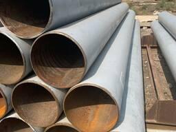 Труба стальная д-377*9-10мм (монтаж-демонтаж) - фото 1