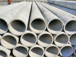 Трубы асбестовые хризотилцементные диаметры от100 до 300