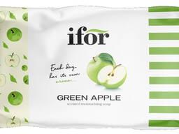 Твёрдое туалетное мыло IFOR Green Apple 125 g