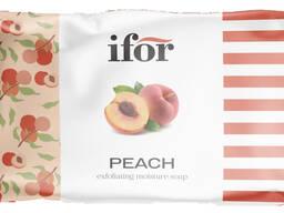 Твёрдое туалетное мыло IFOR Peach 125 g