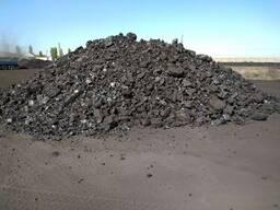 !!! ОПТОМ !!! Уголь промышленный из казахстана