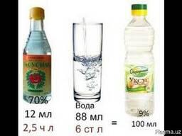 Уксусная кислота 99,6 %