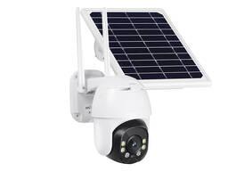 Камера Уличная автономная поворотная 4G камера с солнечной батареей «Link Solar 09-4GS»