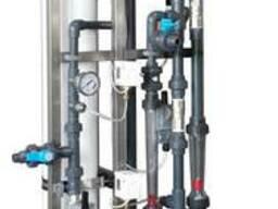 Установка ультрафильтрации Litech Aqua Ultra Line 3-6 м3 час