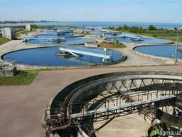 Услуги гидроизоляции радиального отстойника