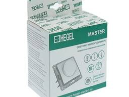 Серия master – led светорегулятор диммер поворотно-нажимной