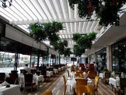 Веранда, терраса, лоджия, беседки, стеклянные балконы