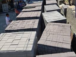 Вибропрессованная тротуарная плитка (брусчатка) - фото 3