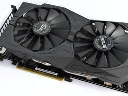 Видеокарта ASUS ROG Strix GeForce GTX 1650 Super Advanced 4GB