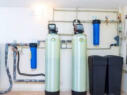 Водоподготовка для паровых и водогрейных котлов