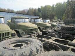 Военная техника с хранения