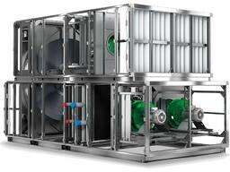 Вытяжная приточная вентиляция с рекуперацией купить в Узбекистане