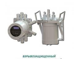 Взрывозащищенный термокондуктометрический газоанализатор ЕН7000ТКВ