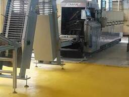 Wafer production line and Horizontal packaging Machines