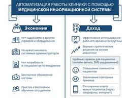 YoVAMED - МИС для автоматизации клиник и мед. учреждений