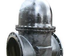 Задвижка клиновая чугунная с невыдвижным шпинделем 800x25 мм