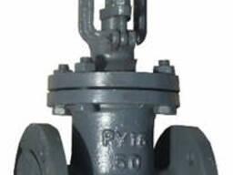 Задвижка литая стальная ручная 30с41нж Ду-50, давление Pу-1