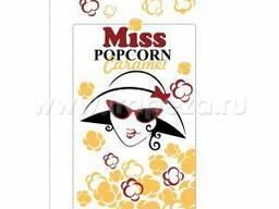 Зерно кукурузы премиальное (сорт карамель) «Miss Popcorn»