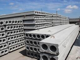 Железобетонная плита для покрытия домов.