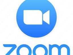 Zoom Программное обеспечение видеоконференцсвязи