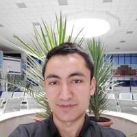 Nizomov Rivojiddin Shaxobiddinovich