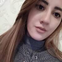 Атаходжаева Алина Хамзаевна