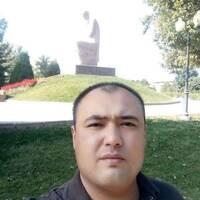 Usmonov Marufjon Murodillo ogli